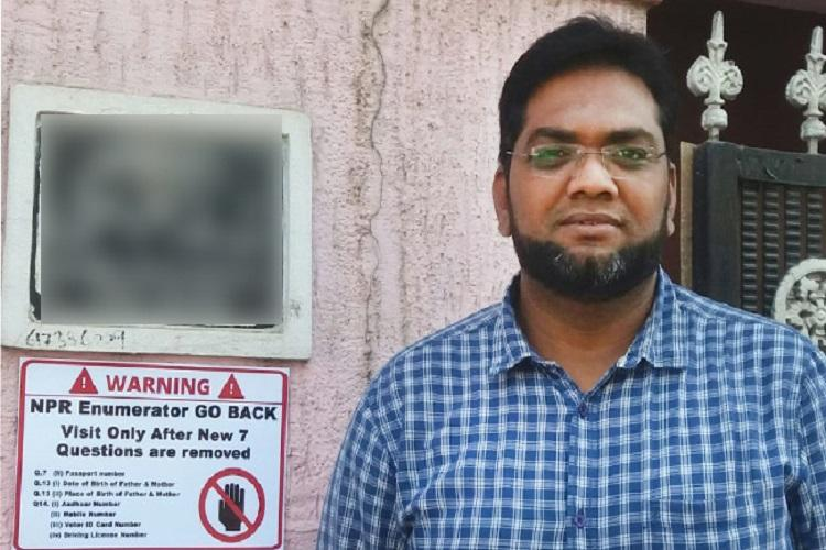 Meet Hyd techie whose app informs people about NPR helps organise protests