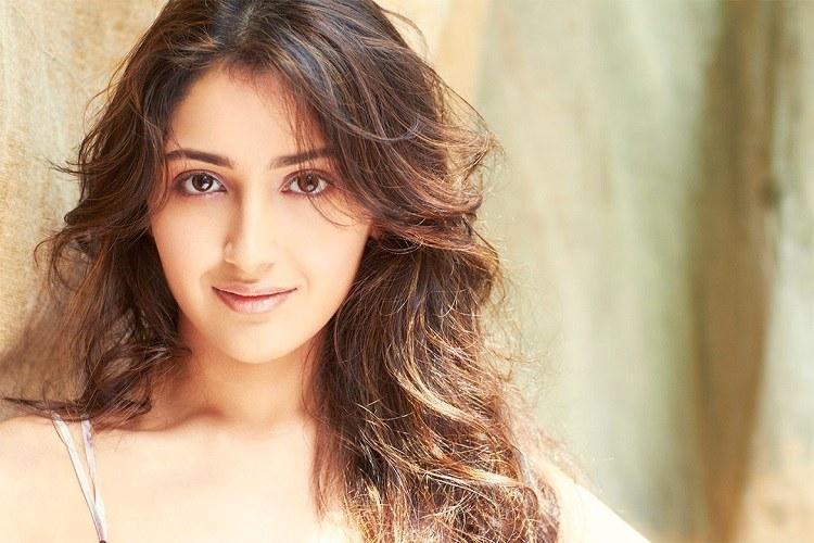 Sayyeshaas debut in Sandalwood with Puneeths Yuvaratna