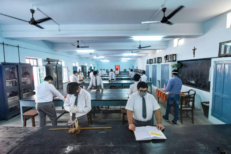 Schools are set to reopen in Andhra Pradesh from November 2