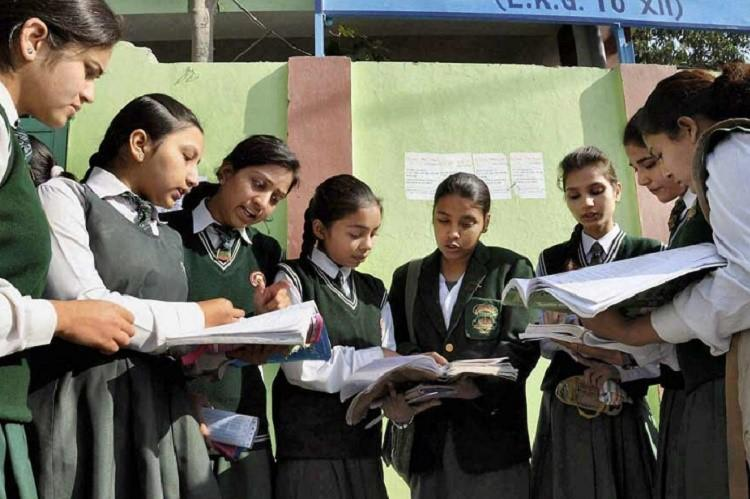 The wait is over CBSE declares Class 10 board results