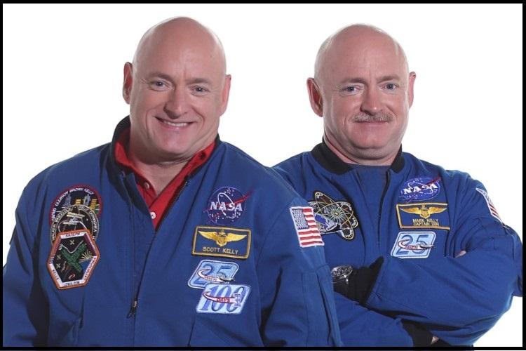 NASA sent a twin to space for a year while his brother stayed on Earth what we found