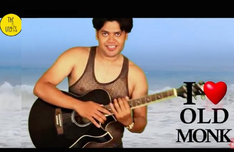 The perfect tribute to Old Monk through Bollywood songs over the years
