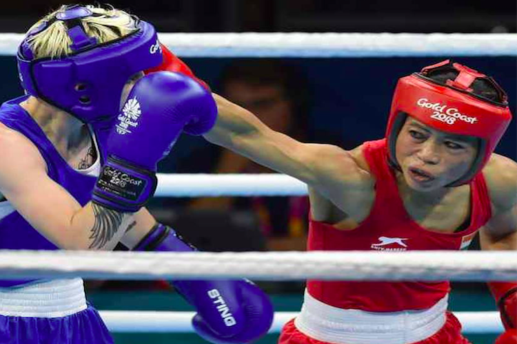 Mary Kom to lead Indian contingent at AIBA Elite Women World Championship