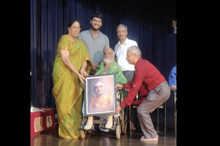 Padmashri for S Ramakrishnan the man who helps hundreds of people with disabilities in TN