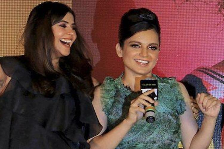 Overwhelmed Padma Shri awardees Karan Johar Kangana Ranaut react to winning award