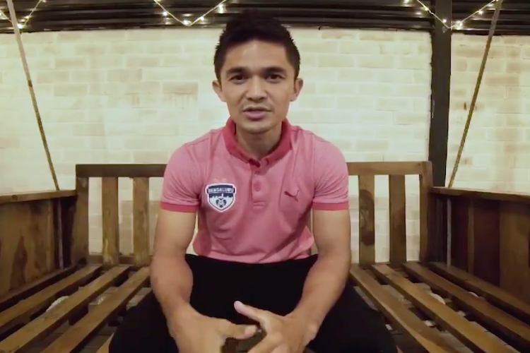Sunil Chhetri calls for change in process of AFC selection for ISL teams