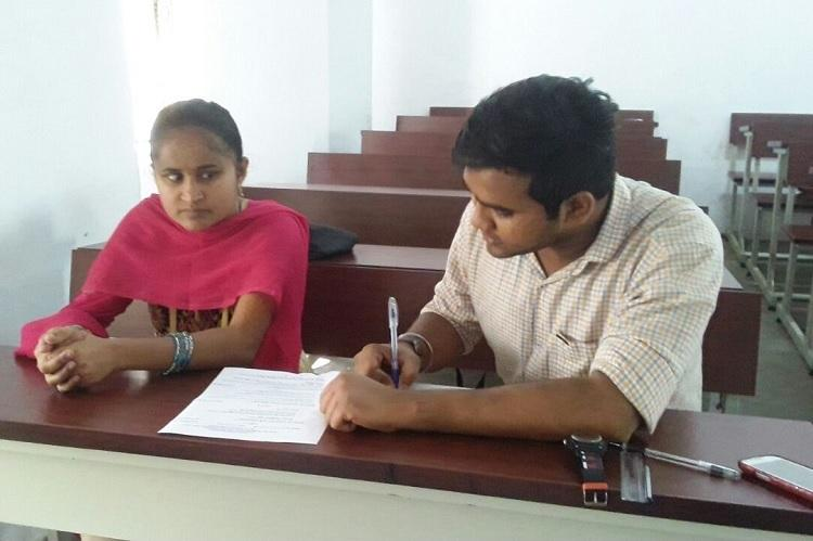 Visually impaired Bengaluru students struggle to find scribes colleges play by their own rules