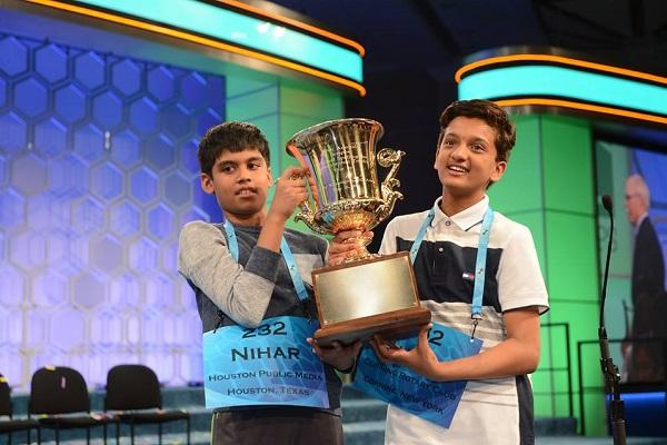 Spelling S-U-C-C-E-S-S Why Indian-origin kids dominate at the Spelling Bee
