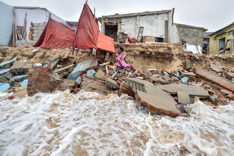Why people living along the Kerala coast want sea walls