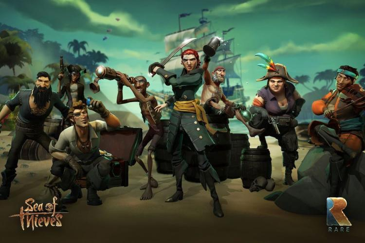 Sea of Thieves game developed by Lakshya Digital