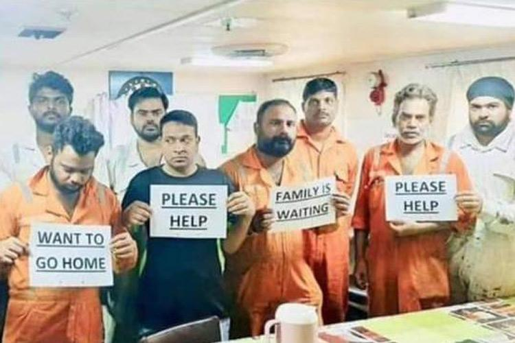 86 Indian seamen detained in Indonesia for five months seek help from govt