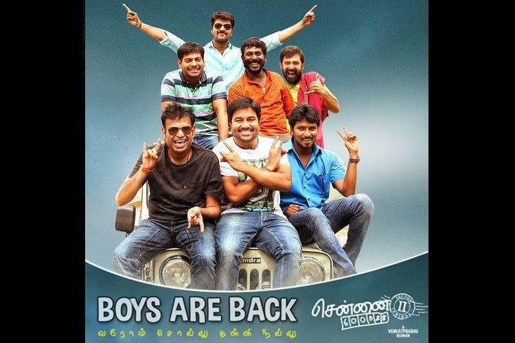 Review The sequel to Chennai 600028 is fun but takes second place to the original