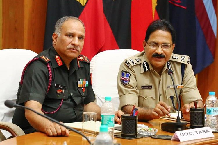 Security meet held in Secunderabad army raises concern on porous cantonment roads