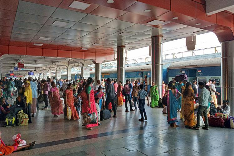 Pickpocket who robbed train passengers found living in posh apartment in Hyderabad