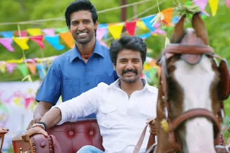 How the farmer has been reduced to a punch dialogue in tamil cinema the introductory sequence for the hero of cs amudhans tamizh padam 2 involves actor shiva ramming a flying car into a coconut tree to help a farmer in thecheapjerseys Gallery