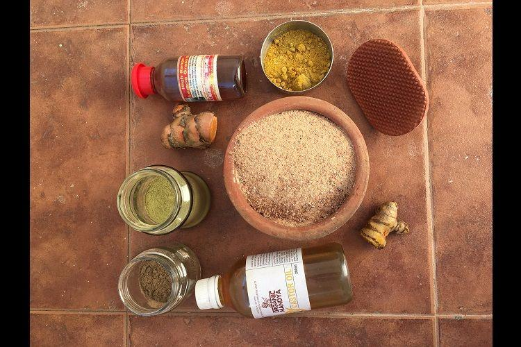 A return to nature How to make your own soap and shampoo the desi way