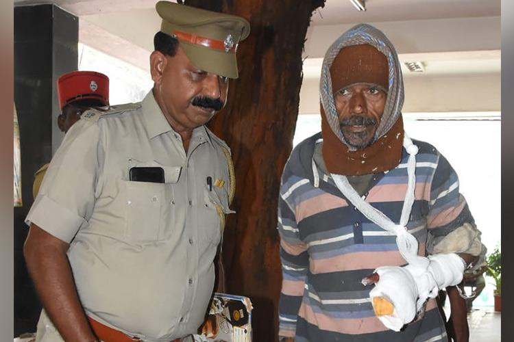 Ragpicker injured in Puducherry after cardboard box he collected explodes
