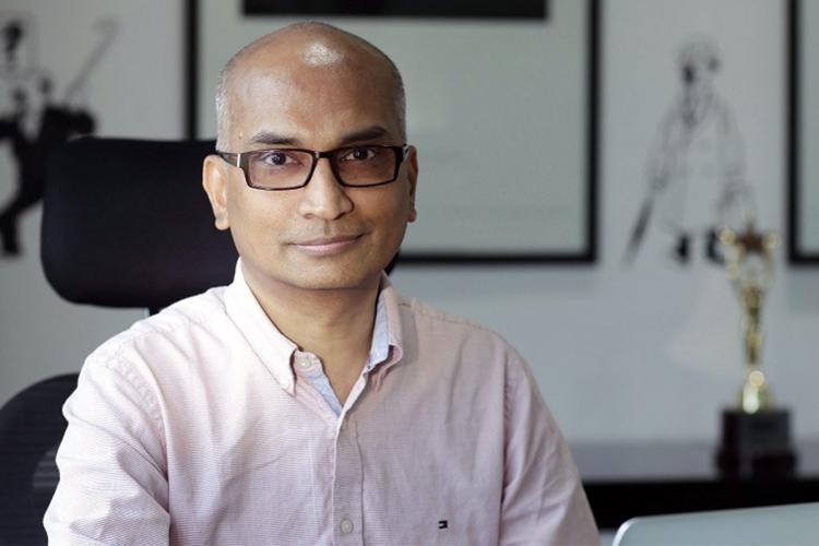 Co-founder of Qube Cinemas V Senthil Kumar invited to be Academy member