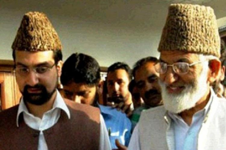 Excluding Geelani, J&K Administration Withdraws Security of Five Separatist Leaders