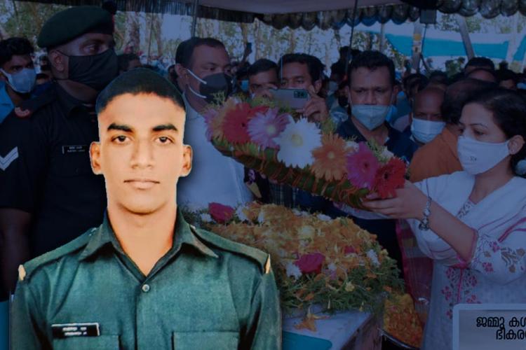Martyr Sepoy Vishakh