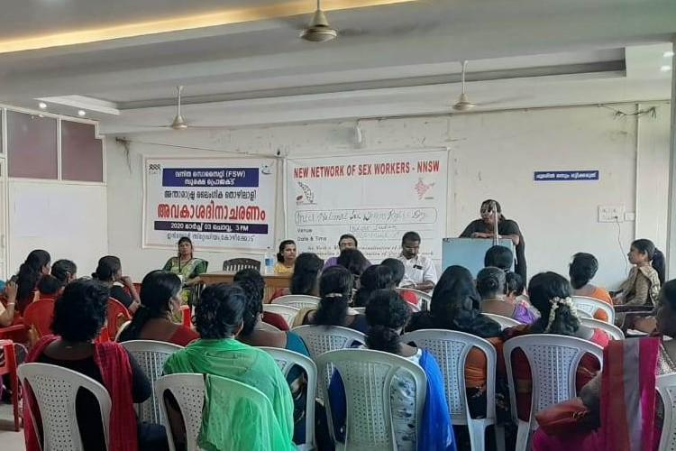 Kerala sex workers host state meeting demanding safety right to work and benefits