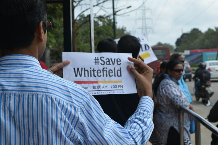 Hear them out Bengaluru A protesting Whitefield residents story could be yours too
