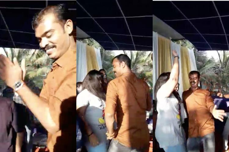 Video of TP Chandrasekharan murder convict dancing while out on parole triggers outrage