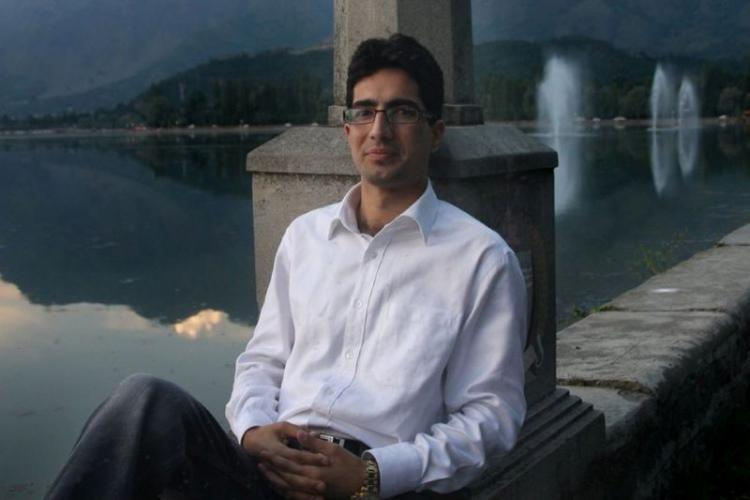 Kashmir unrest Civil services exam topper slams Times Now Zee and NewsX