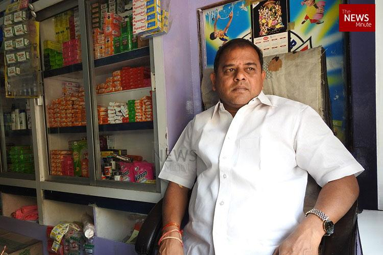 Mission 2018 Hyderabad Kirana shop owner is hoping its 7th time lucky this election