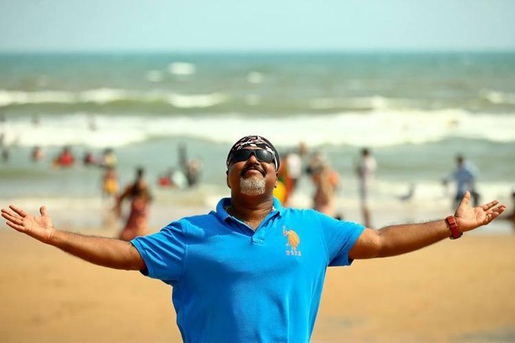 The Shaiju Damodaran moment The Malayalam football commentator India is raving about