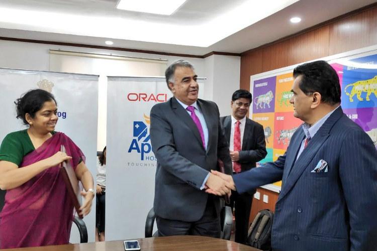 NITI Aayog partners Oracle Apollo Strides Pharma to battle counterfeit drugs in India