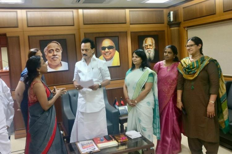 Political collective Shakti asks DMK to give 50 pc tickets to women in 2019 elections