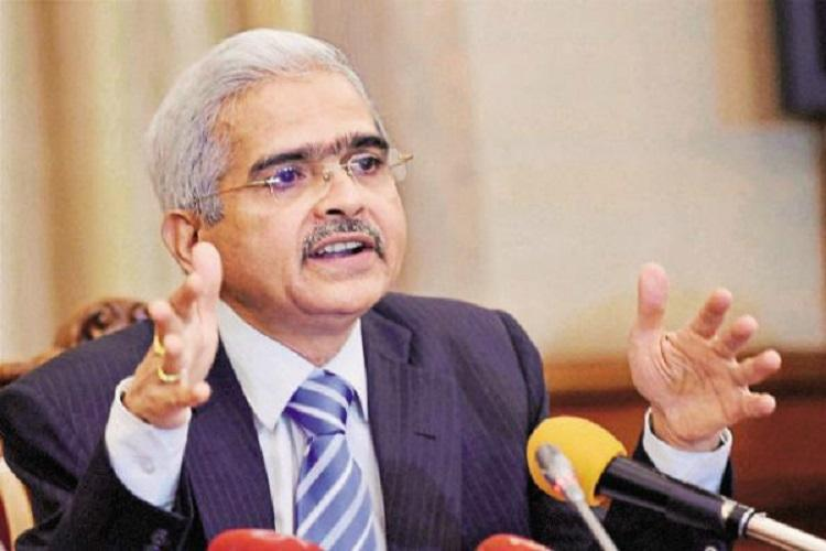 Counting of old notes to still take a few months Economic Affairs Secy Shaktikanta Das