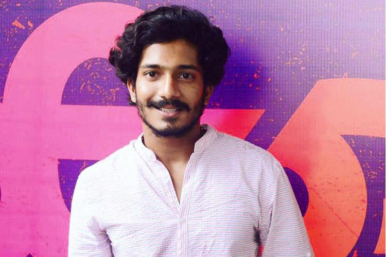 Thought it was a prank when I was asked to play young Dulquer Actor Shalu Rahim