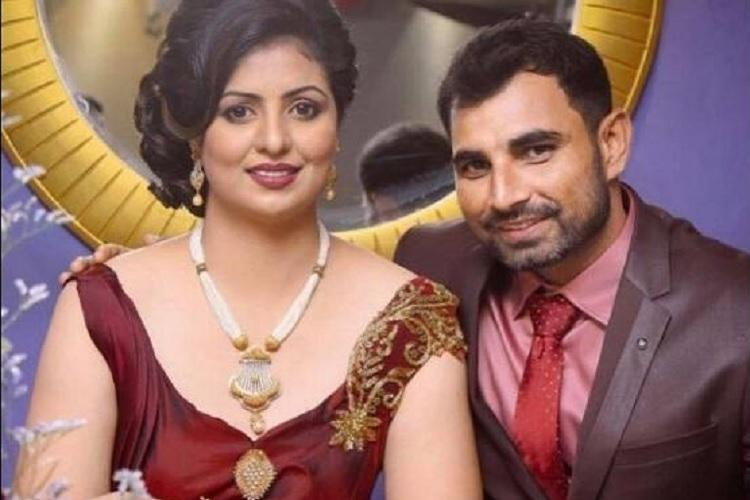 Shami booked after wife lodges police complaint