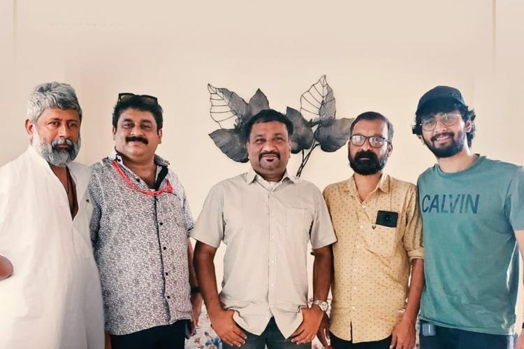 Shane Nigam teams up with director TK Rajeev Kumar
