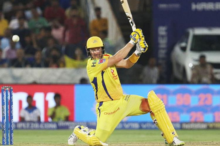 Australian all-rounder and CSK batsman Shane Watson bids goodbye to all cricket