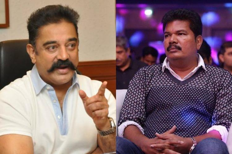 Crane crashes on Kamal Haasan's shooting set, 3 killed