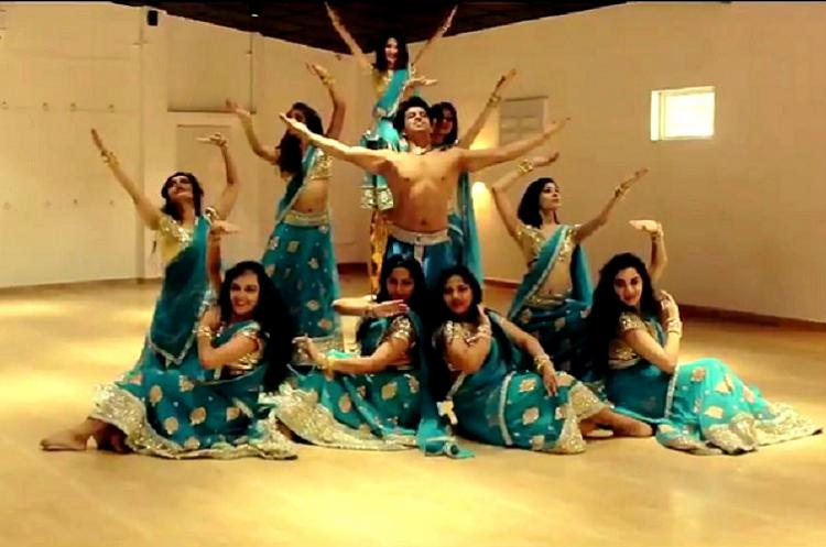 Watch This kathak performance on Ed Sheerans Shape of You will leave you spellbound