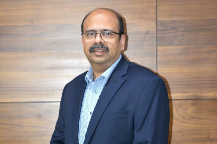 Sharad Sanghi Netmagic CEO