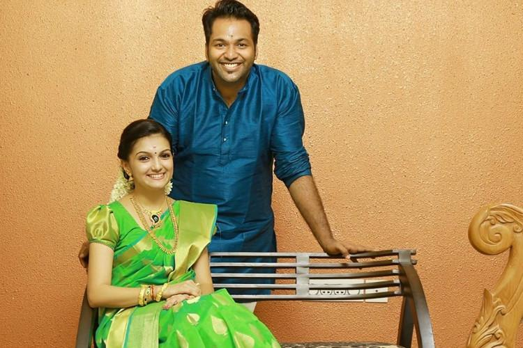 Trolls abuse actor Saranya Mohan for giving birth She and husband give it back to them