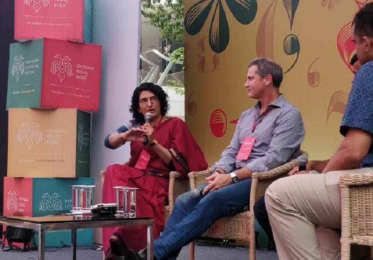 Curiosity makes reporters follow a story Sports journo Sharda Ugra at Blr Lit Fest
