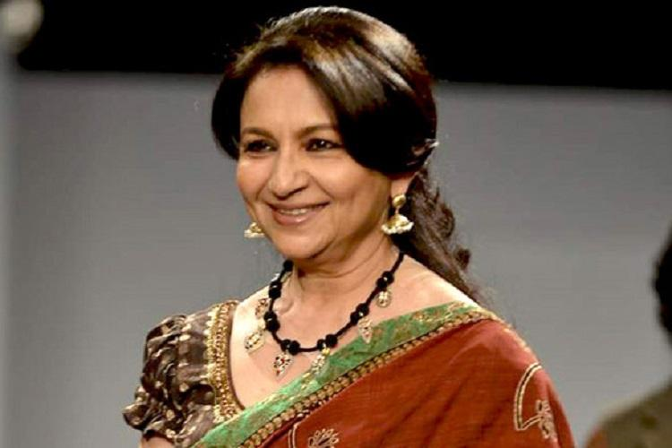 Why fewer scripts for senior female actors Sharmila Tagore