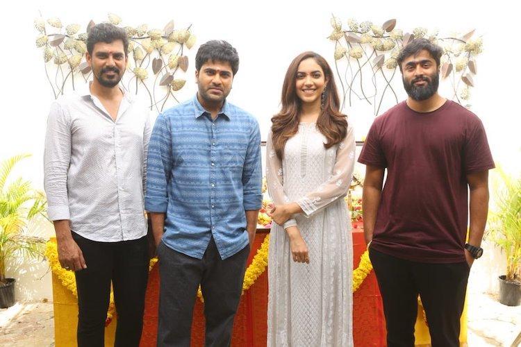 Sharwanands Tamil-Telugu bilingual begins rolling