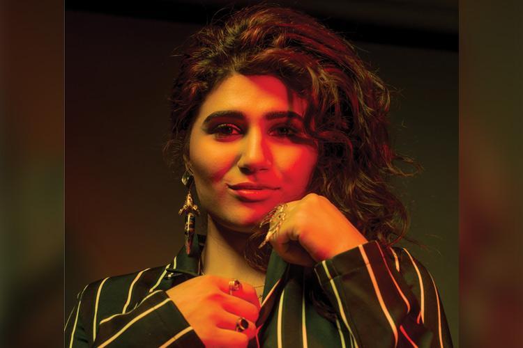 Vaan Varuvan is the most challenging song Ive sung National Award winner Shashaa