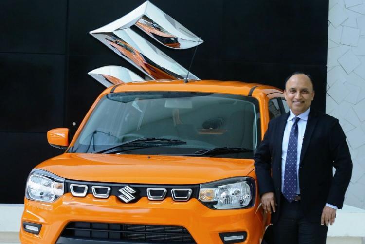 Shashank Srivastava is executive director for Marketing and Sales at Maruti Suzuki India