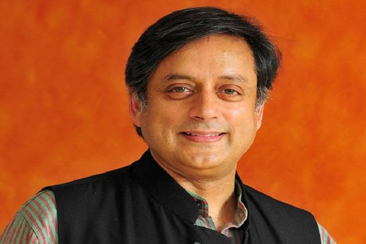 One man alone cannot deal with Indias problems Tharoor slams PM Modi