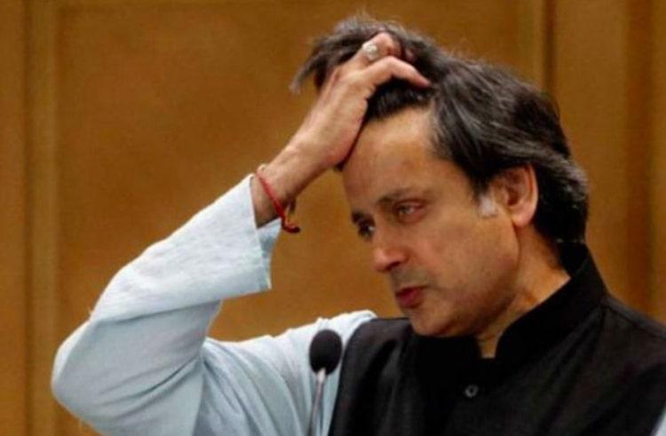 Arrest warrant issued against Shashi Tharoor over his Hindu Pakistan remark