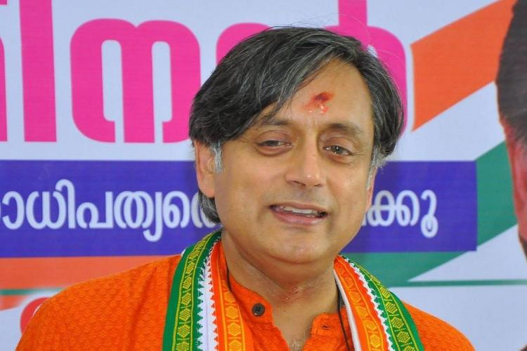 Shashi Tharoor gets summons after petition alleges his novel shows Nair women in bad light