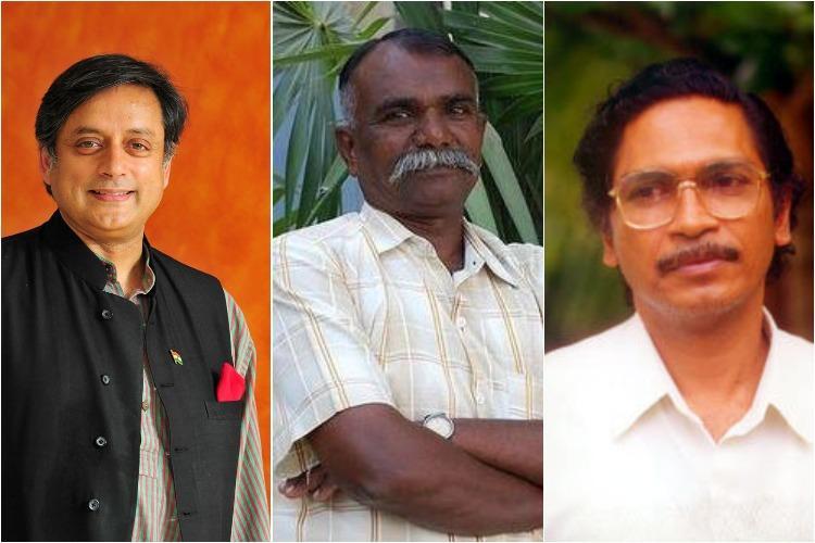 Shashi Tharoor Cho Dharman Madhusoodanan Nair among 2019s Sahitya Akademi awardees